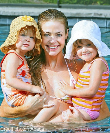 denise richards, Sam Katherine, Lola Rose