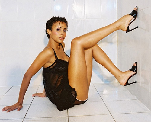sonia rolland jambes