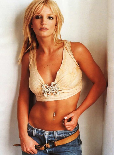 piercing britney spears